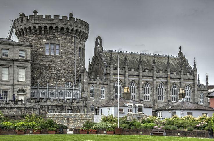 Medieval Castle in Dublin