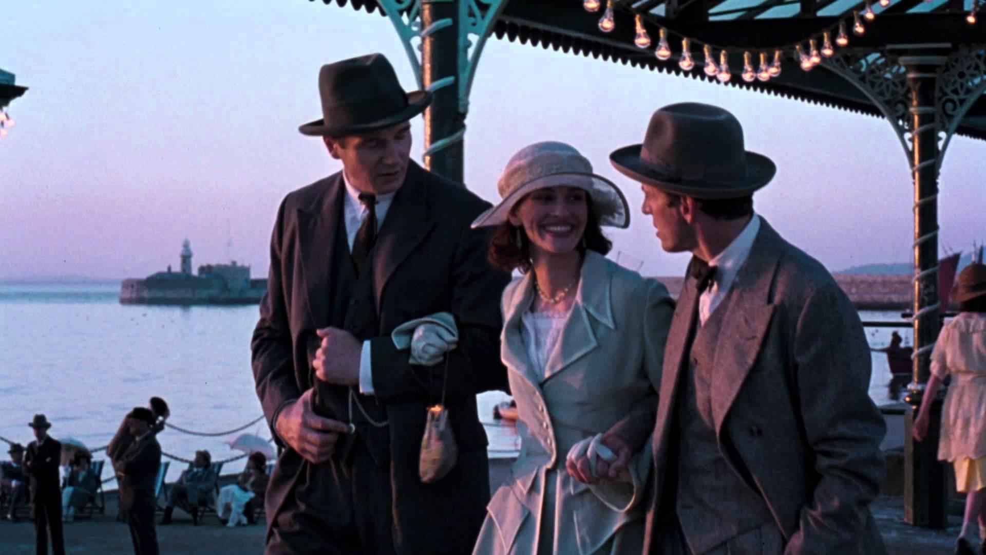 Scene from irish movie Michael Collins.